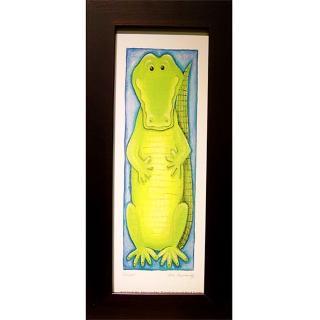 可愛動物系列之鱷魚