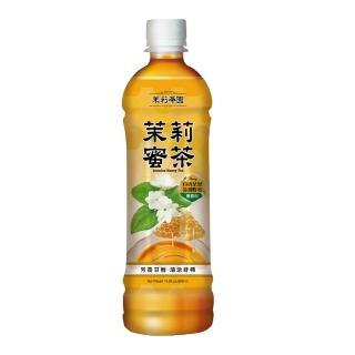 《光泉》茉莉茶園-蜜茶585ml-24瓶