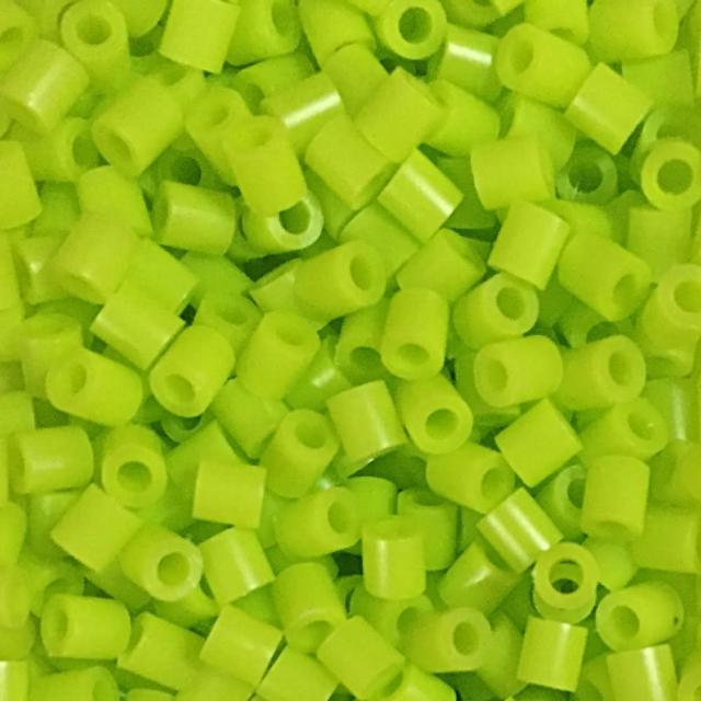 《Perler 拼拼豆豆》1000顆單色補充包-97芥末綠