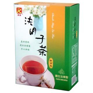 【建銓】決明子茶盒裝20包入(5g-包)