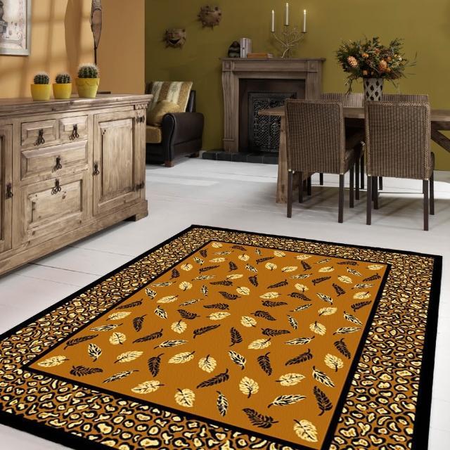 【范登伯格】薩斯狂野大地絲質地毯-羽飛-共兩色(140x190cm)