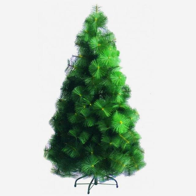 【聖誕裝飾特賣】台灣製 8呎-8尺(240cm特級綠色松針葉聖誕樹裸樹(不含飾品 不含燈)
