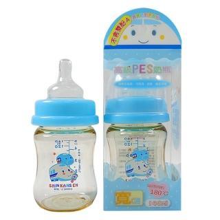 【新幹線】PES寬口徑奶瓶140ml