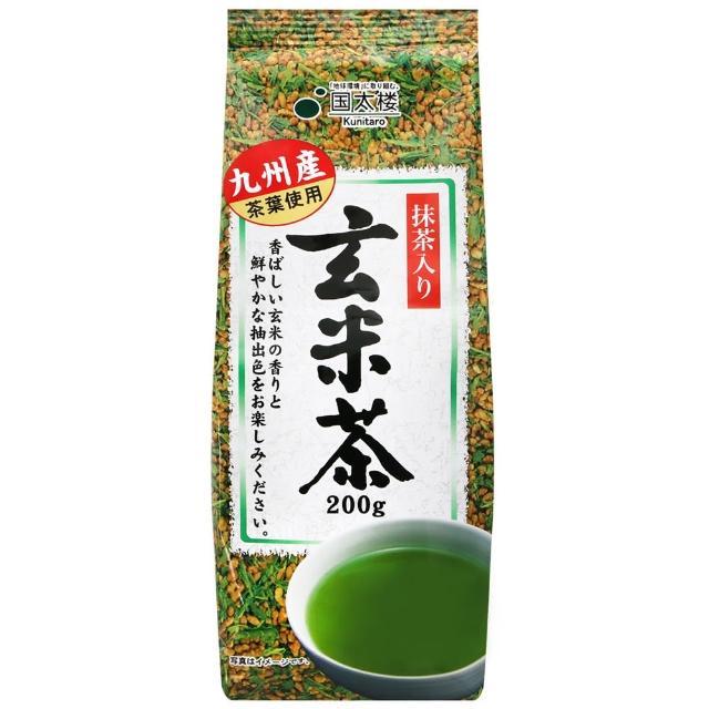 【國太樓】玄米茶(200g)