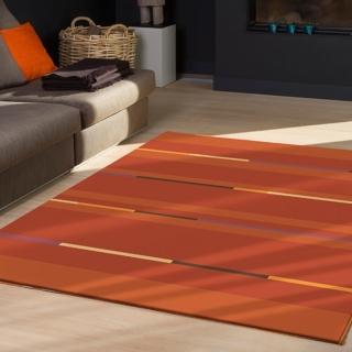 【范登伯格】卡洛琳★簡單設計地毯-半月(160x230cm)