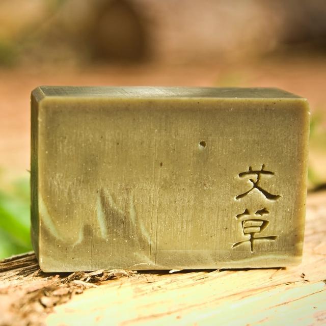 【文山手作皂】淨身艾草(沐浴用)