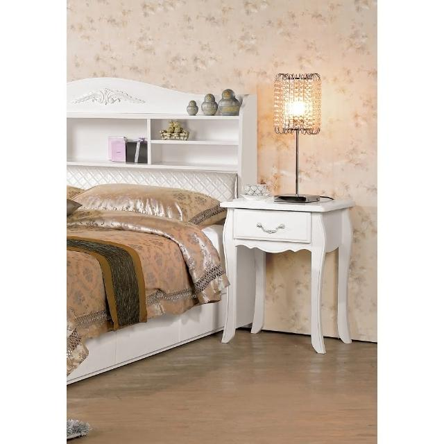 【Bernice】仙朵拉1.65尺床頭櫃