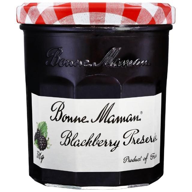 【Bonne Maman】黑莓果醬(370g-罐)