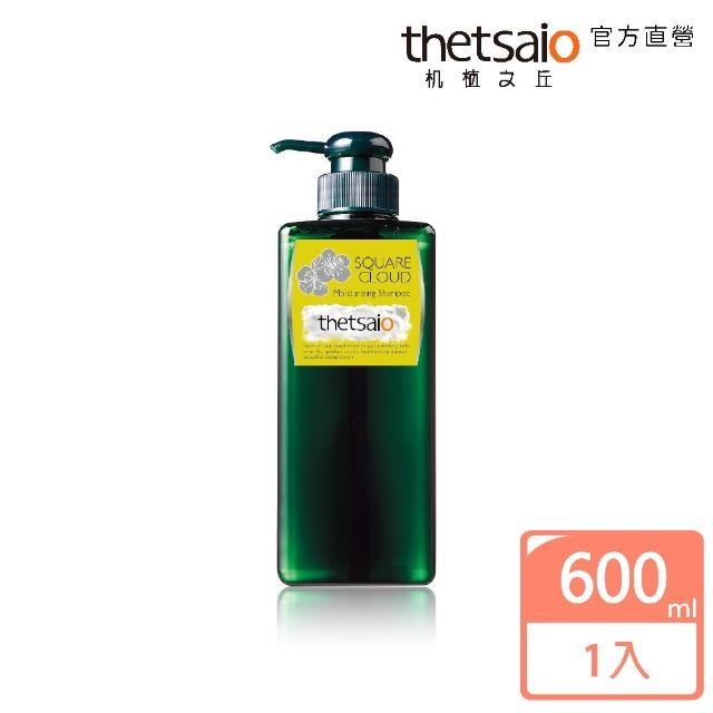 【thetsaio機植之丘】四方雲-護髮止癢洗髮乳(600ml)