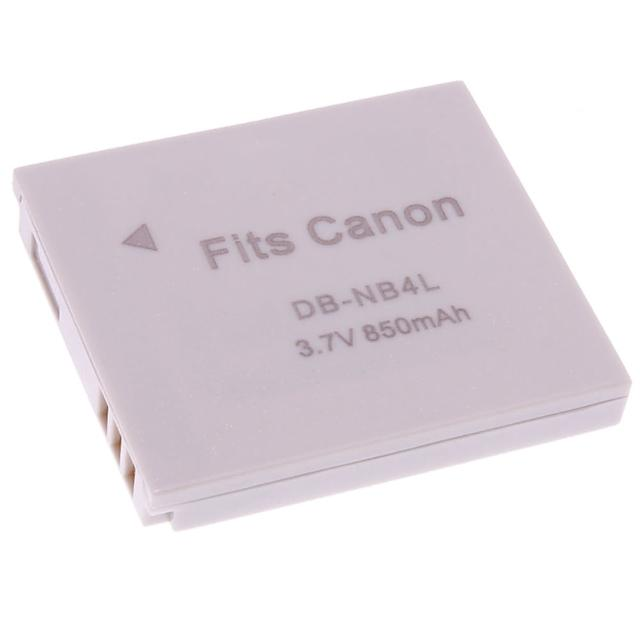 【Kamera】鋰電池 for Canon NB-4L / NB4L(DB-NB-4L / NB4L)