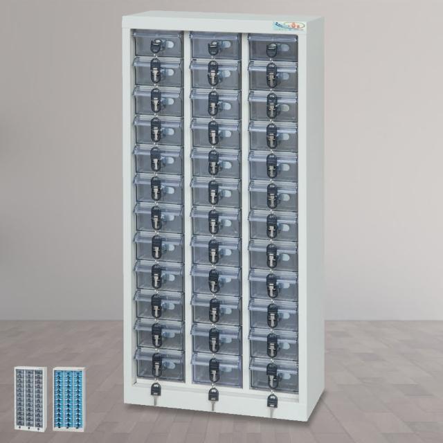 【時尚屋】DF精密零件櫃36格 透明-不透明盒(RU5-DF-MP-36)