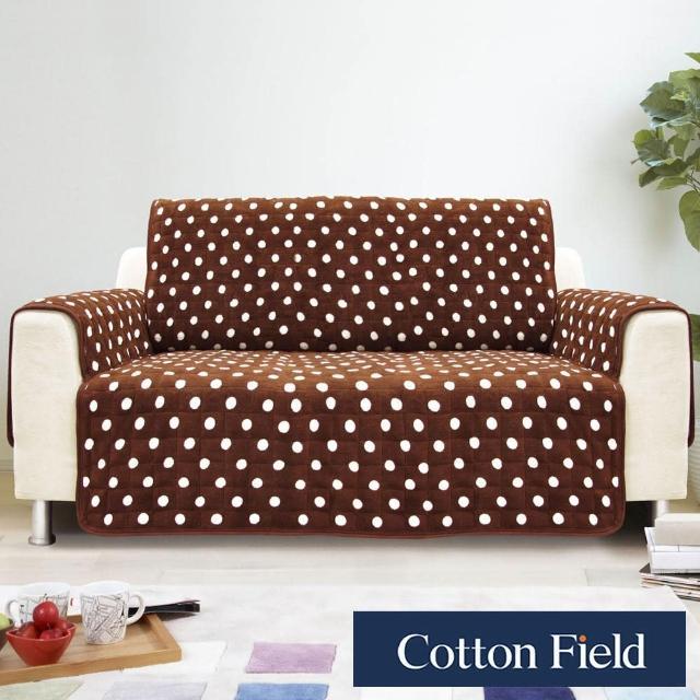 【快速到貨-棉花田】暖點沙發防滑保暖雙人保潔墊(3色可選)