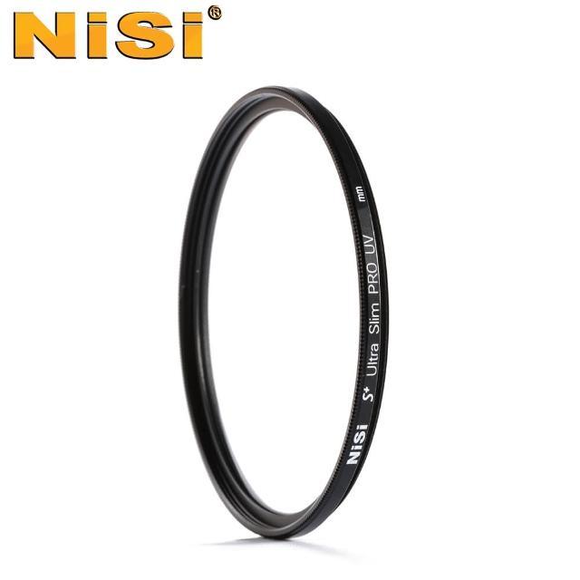 【NISI】S+UV 67mm DUS Ultra Slim PRO 超薄框UV鏡(公司貨)