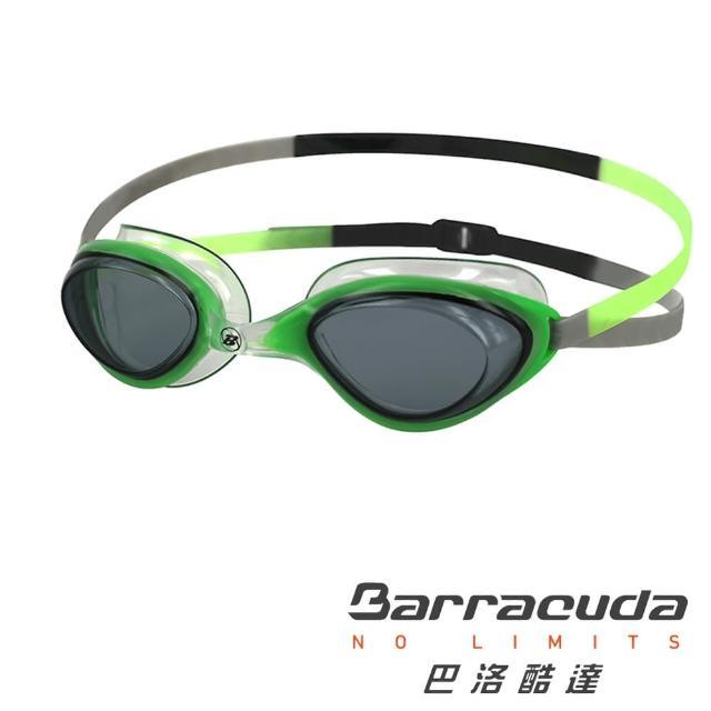 【美國巴洛酷達Barracuda】成人抗UV防霧泳鏡(AQUABELLA #35955)