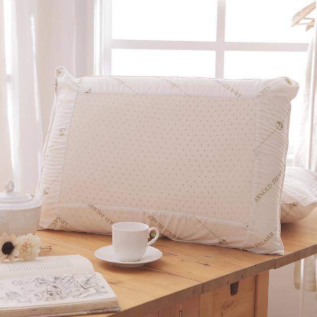 【HO KANG】結構透氣網乳膠枕(1入)