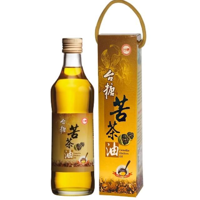 【台糖】苦茶油(500ml-瓶)
