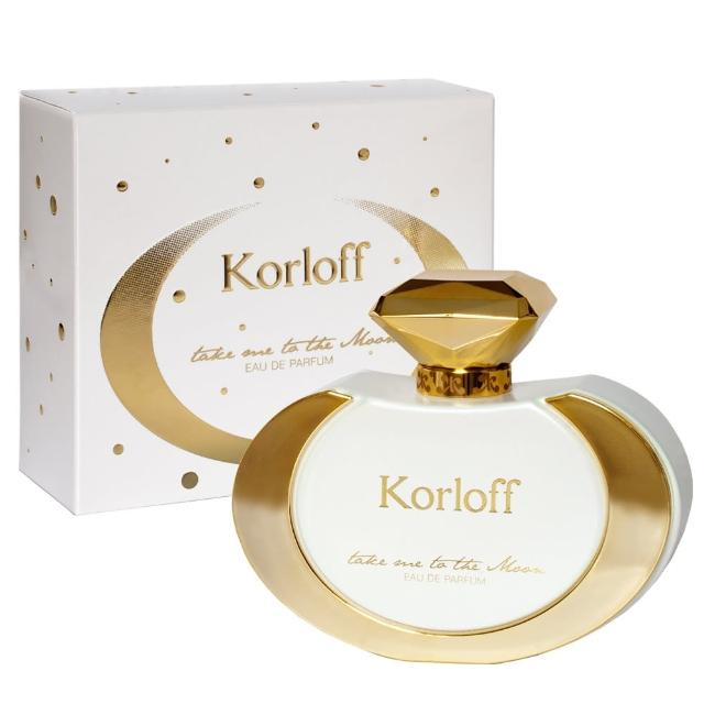 【Korloff】Take me to the Moon 月亮漫舞女性淡香精(50ml)