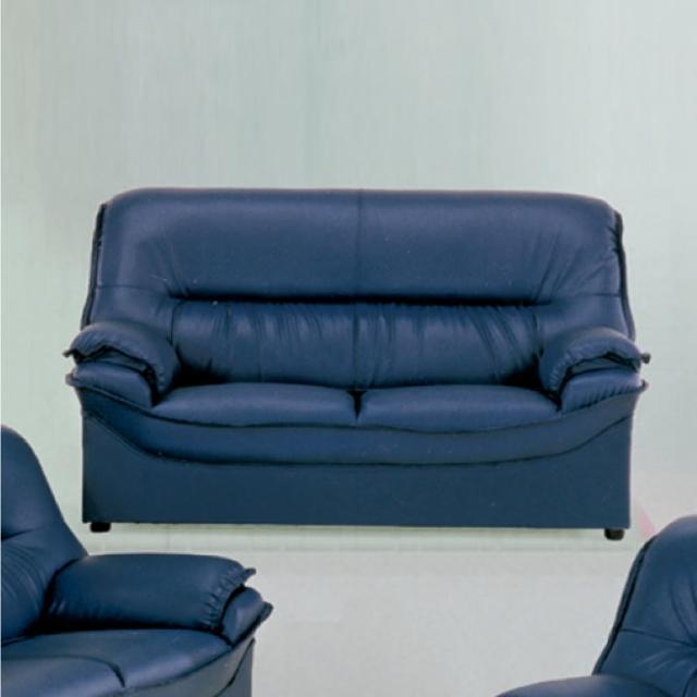 【現代風】科林透氣皮沙發(2人)