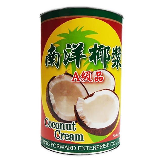 【蘋果市集】泰國A級南洋椰漿(400ml-罐)