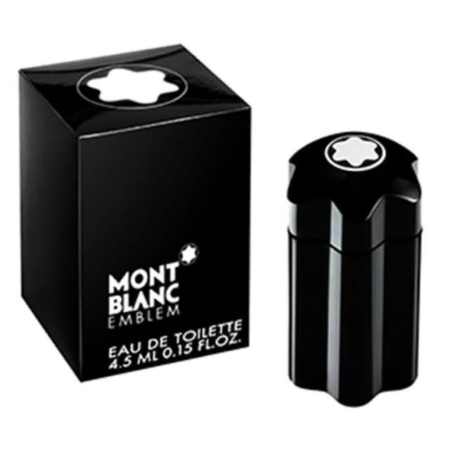 【MONTBLANC】Emblem 萬寶龍男性小香水(4.5ml)
