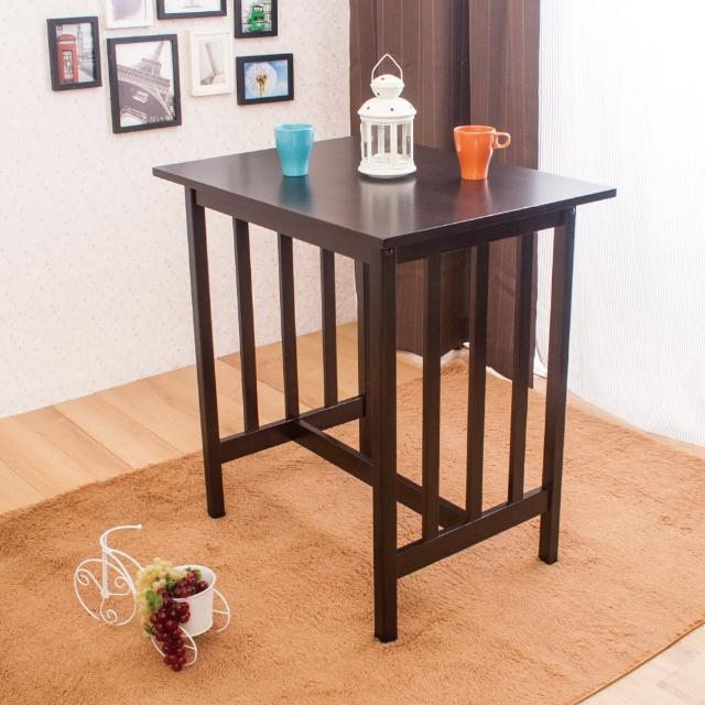 【AS】貝蒂吧檯桌-80x60x87cm