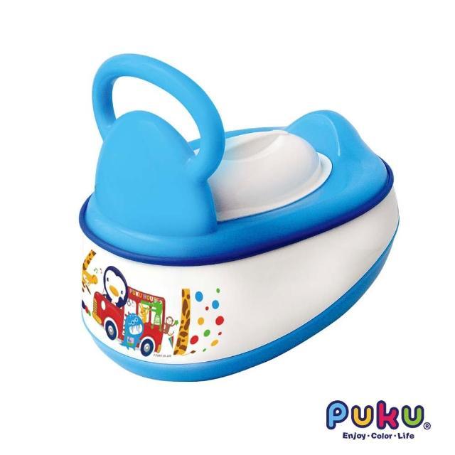 【PUKU藍色企鵝】5合1便器(藍色)