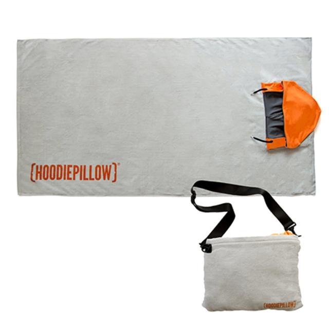 【Hoodie Pillow】五合一海灘墊(三色)