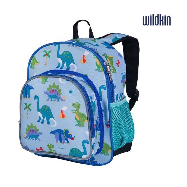 【美國Wildkin】幼兒後背包-寶寶書包(40408恐龍樂園)