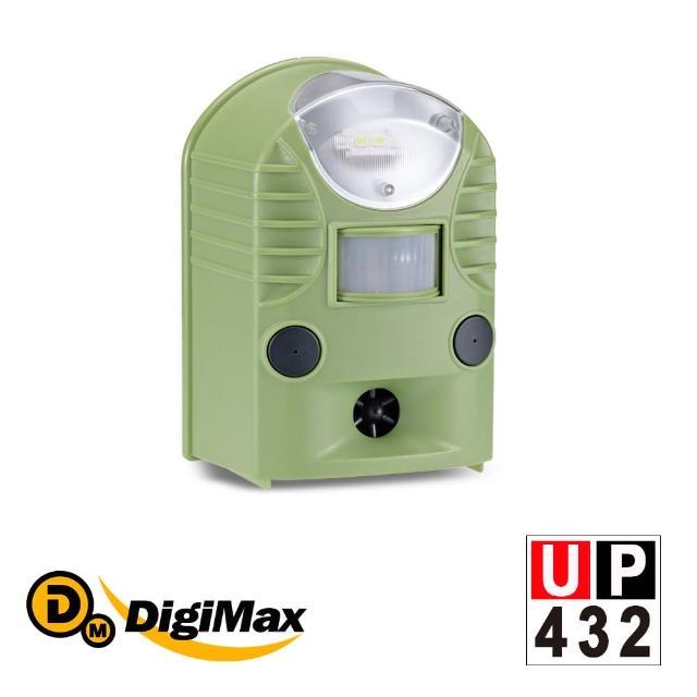 DigiMax  地震魚  多功能地震警報器  UP-432