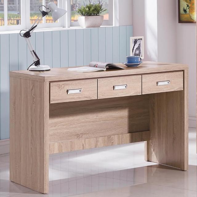 【時尚屋】辛迪佳橡木色4尺書桌(G17-A221-4)