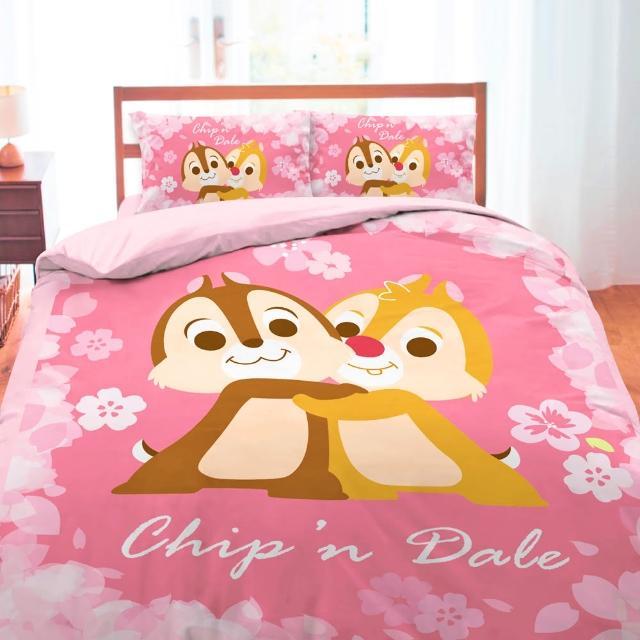 【享夢城堡】單人三件式床包兩用被組-拉拉熊 輕鬆過生活(米黃)