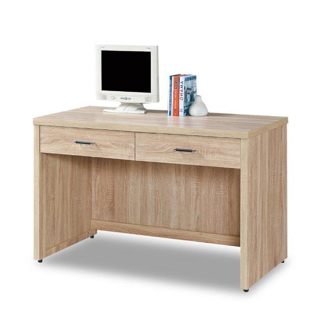 【時尚屋】波香橡木4尺書桌 5U7-456-4(免運費 書房 書桌)
