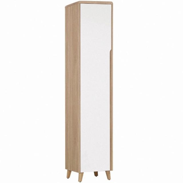 【Bernice】萊羅1.3尺單門衣櫃