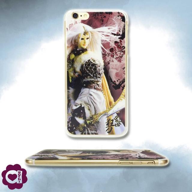 【亞古奇 X 霹靂】亂世狂刀 iPhone 6-6s 超薄透硬式手機殼(霹靂獨家授權)