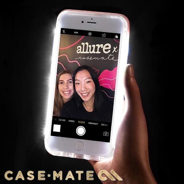 【美國 Case-Mate】iPhone 7 Allure(時尚自拍防摔手機保護殼 - 玫瑰金)
