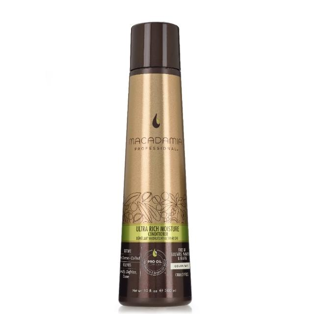 【Macadamia】Professional 瑪卡奇蹟油 超潤澤潤髮乳(300ml)