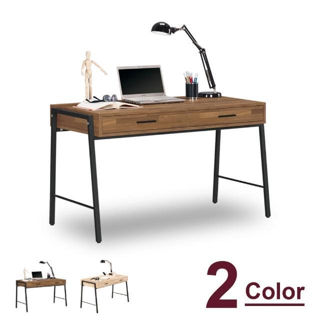 【時尚屋】漢諾瓦4尺書桌 C7-873-1(兩色可選 免運費 免組裝 書桌)