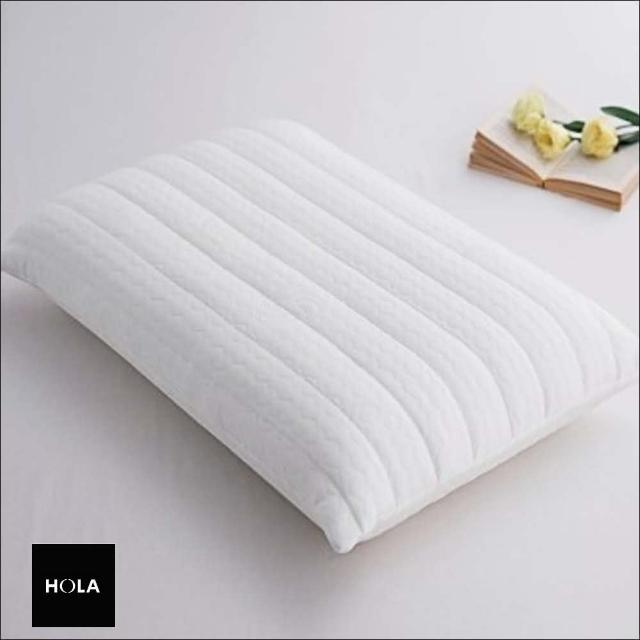 【HOLA】HOLA home 天絲雙用舖棉記憶枕
