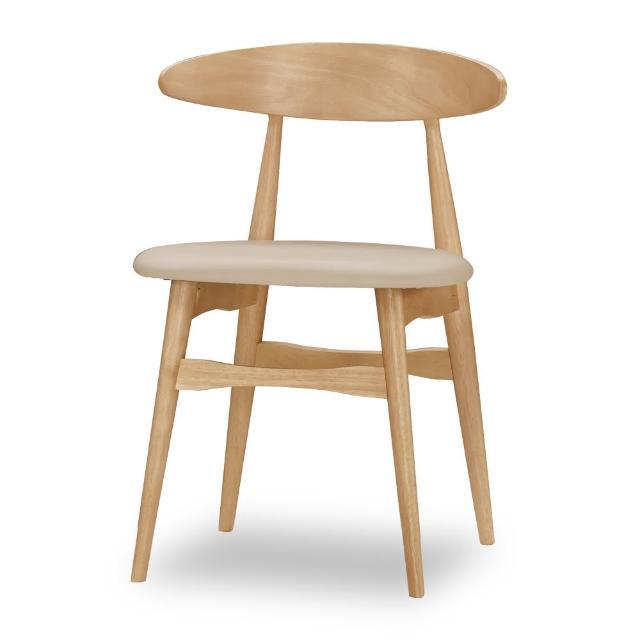【時尚屋】洛娜餐椅(單只) C7-1021-9(免組裝 免運費 餐椅)