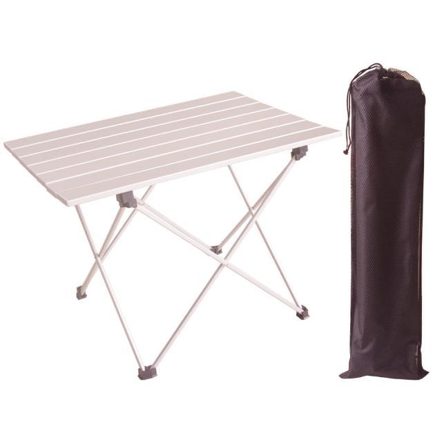 超輕航空鋁合金折疊桌(大桌面)