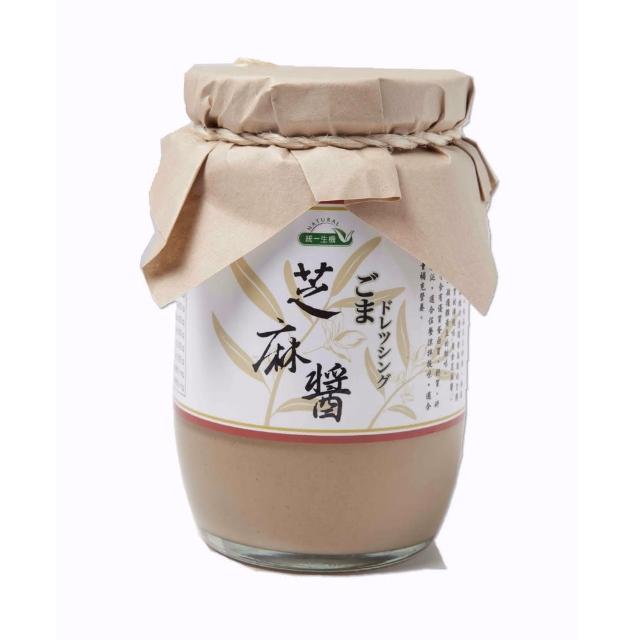 【統一生機】芝麻醬(350g-罐)