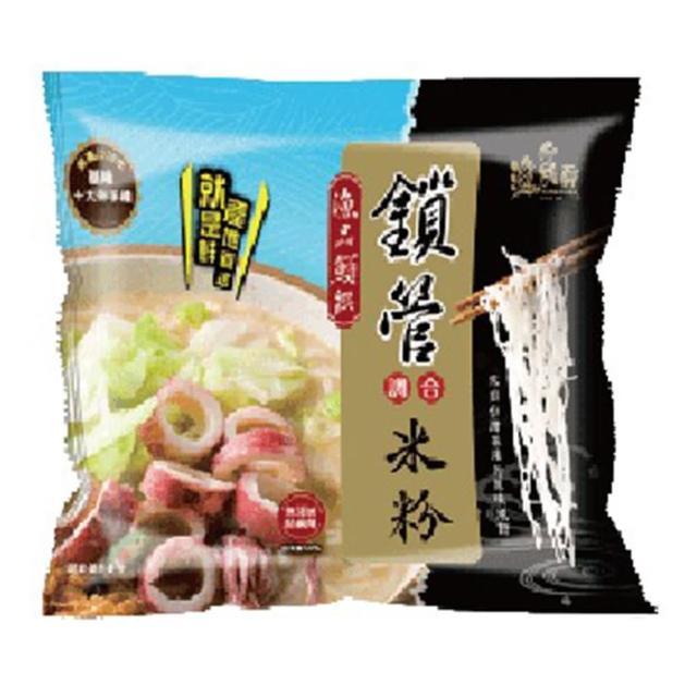 【漁品軒】海鮮米粉-鎖管(200g-包)