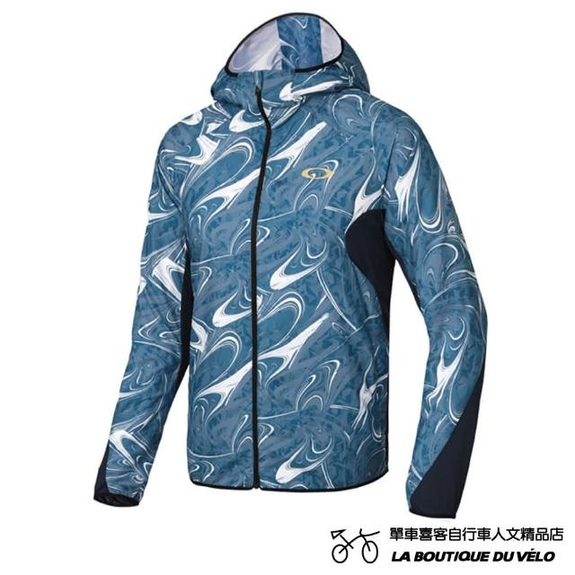 【Oakley】ACCELERATOR SUBLIMATION JACKET 1.0(輕量防潑水外套)