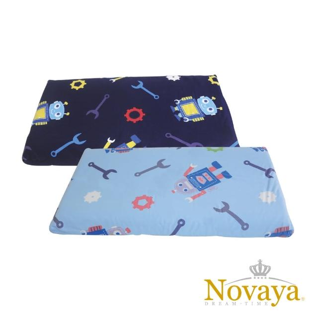 【Novaya 諾曼亞】《微笑寶貝》恆溫水冷凝膠兒童平枕(3款)