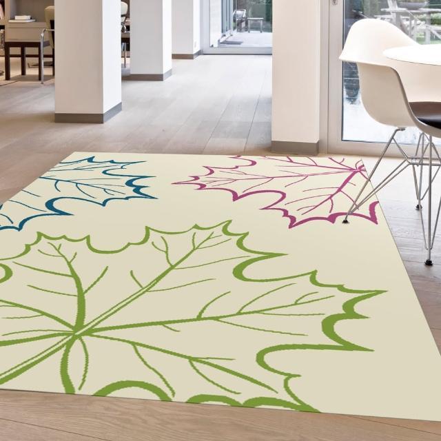 【范登伯格】艾嘉麗★新元素進口地毯-楓葉(160x230cm)