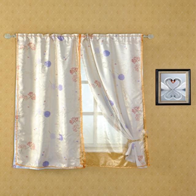 【莫菲思】和風蒲公英遮光窗簾