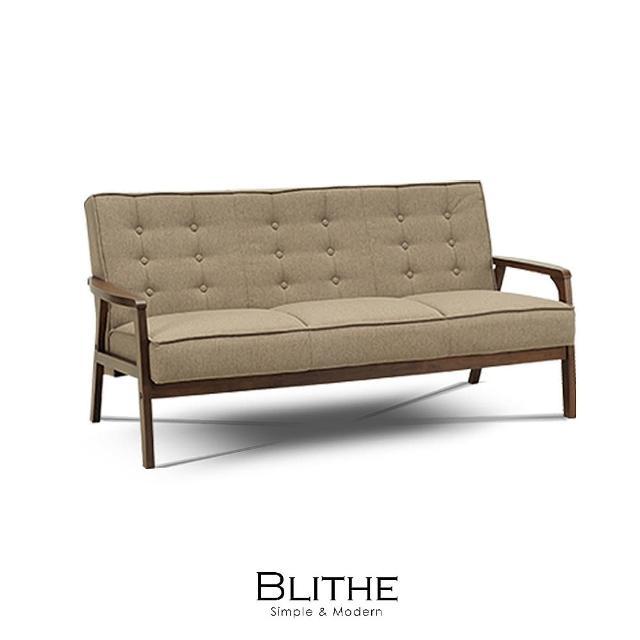 【obis】Blithe三人布沙發