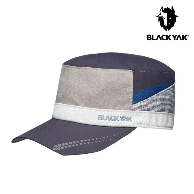 【BLACK YAK】RUNNER軍帽(灰色)