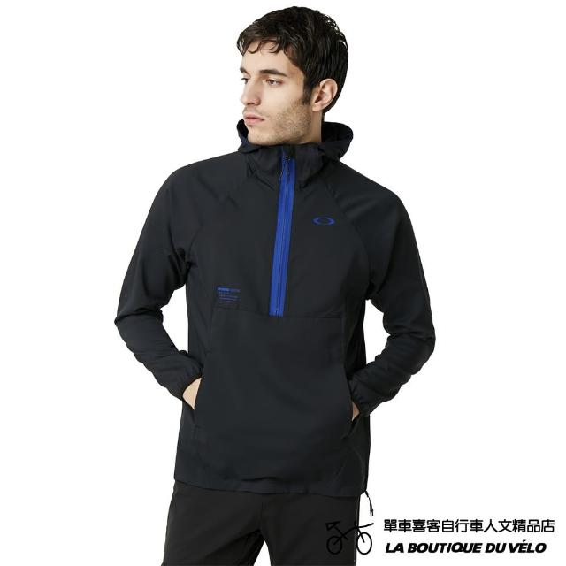 【Oakley】ENHANCE WIND HOODY ANORAK 9.0(男款半開拉鏈外套)