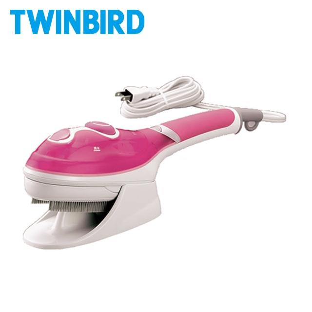 日本TWINBIRD一路平坦蒸氣熨斗降價快閃/